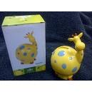 Comic Giraffe Money Box