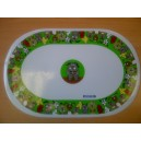 Ancol Green Dog Food Mat